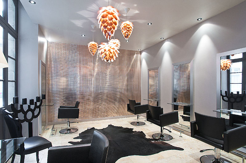 Salon de coiffure nantes 5th avenue by coiffeur studio - Salon de coiffure maubeuge ...