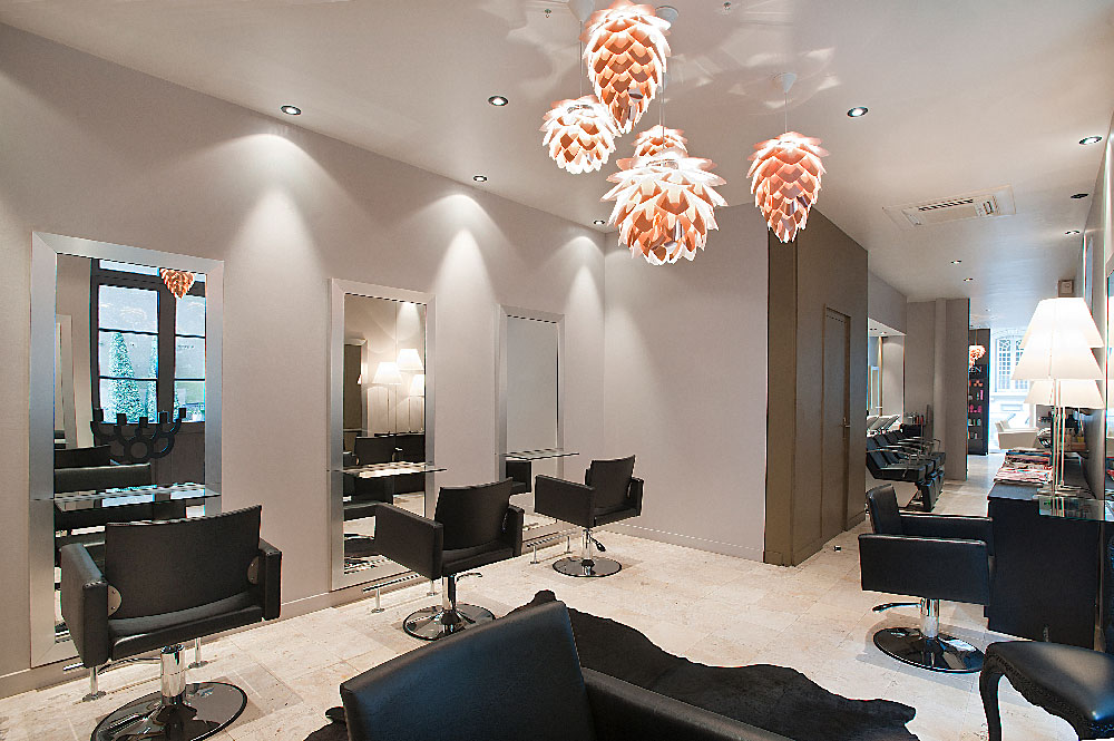 Salon de coiffure nantes 5th avenue by coiffeur studio - Salon de coiffure wattrelos ...